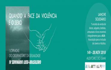 IV Seminário Luso-Brasileiro - ISMAI