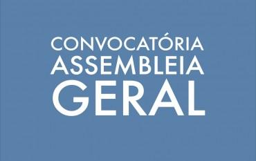 Assembleia geral ordinária - 29-03-2019